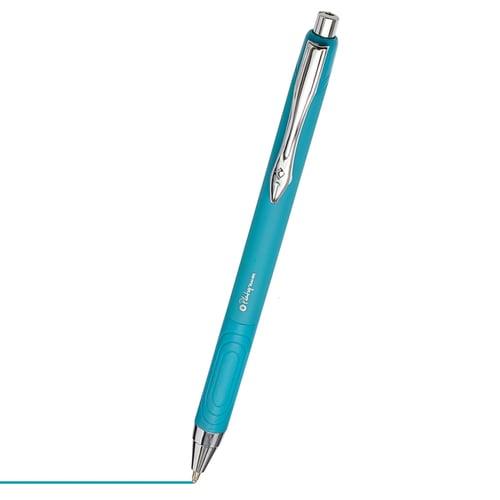 Platignum Tixx Ballpoint Pen Multicolor - Turquoise