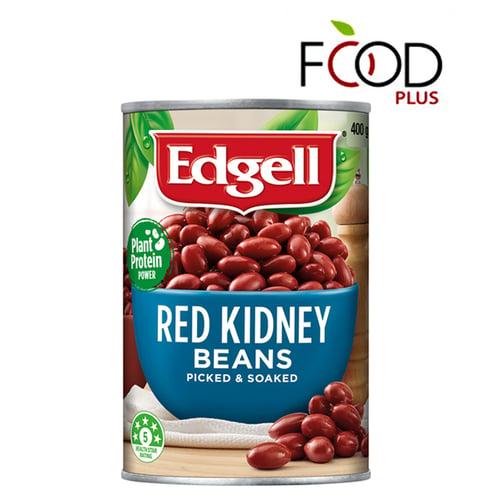 Edgell Red Kidney (Kacang Merah dalam Kaleng) 400gr