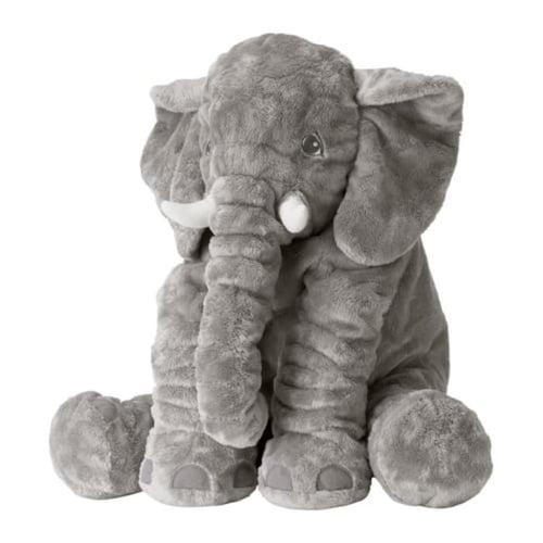 JATTESTOR Boneka Gajah Abu Elephant - Kids Toys