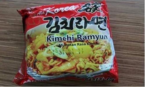 Mie Segye Kimchi Ramyun 116gr