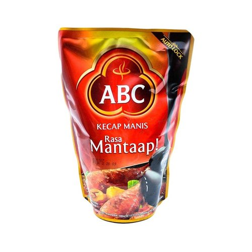 ABC Kecap Manis Pouch 580ml/520 ml