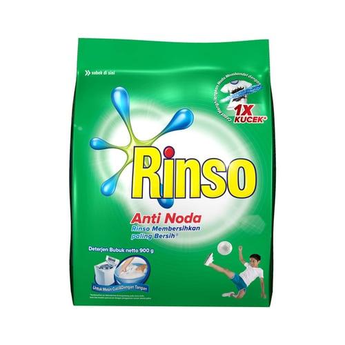 RINSO Deterjen Anti Noda 900 gr