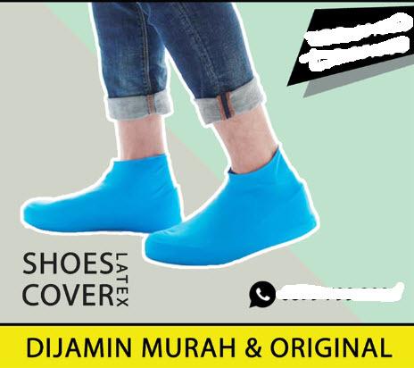 Cover Sepatu Karet Bahan Latex