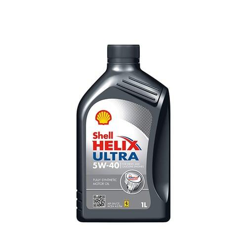SHELL HELIX ULTRA 5W-40 Liter 12x1L
