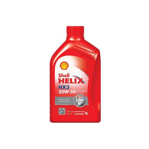SHELL HX3 20W-50 1 Liter 12x1L