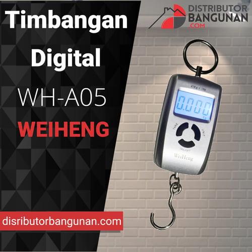 Timbangan Digital WH-A05 WEIHENG