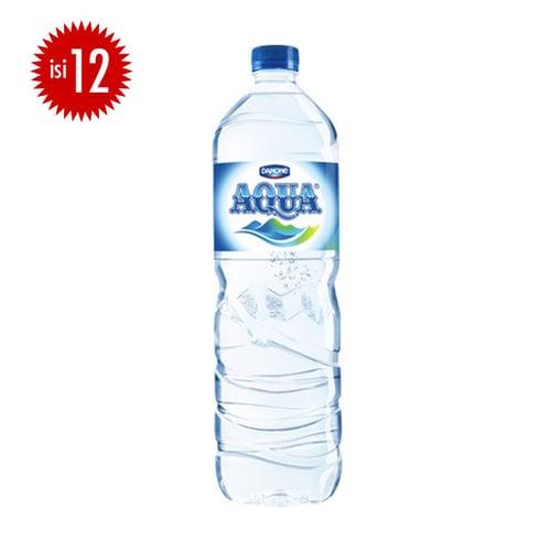 AQUA Air Minum 1500 ml