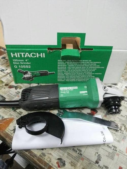 Hitachi Disc Grinder Mesin Gerinda Tangan new model