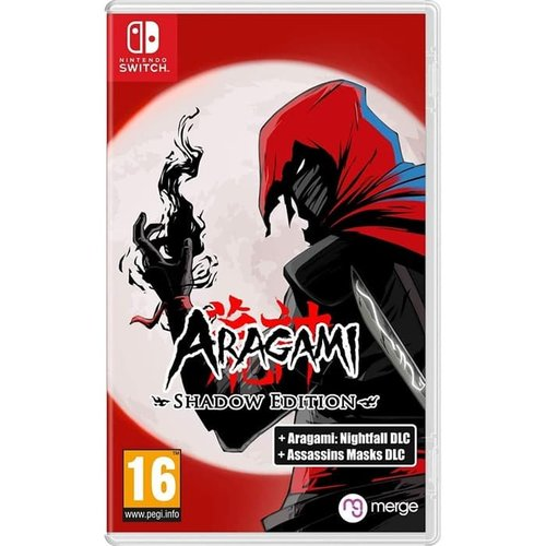 Nintendo Switch Aragami Shadow Edition