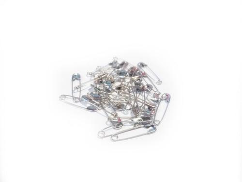 Peniti mini silver