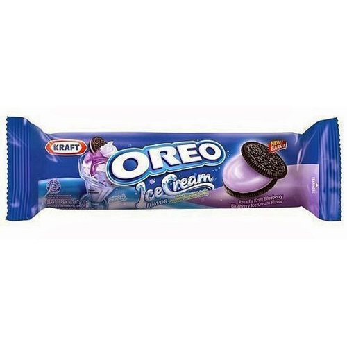 OREO Sandwich Ice Cream Blueberry 137 gr