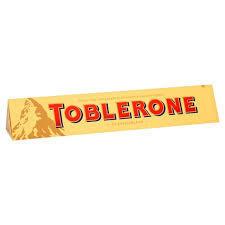 TOBLERONE Milk 200 gr