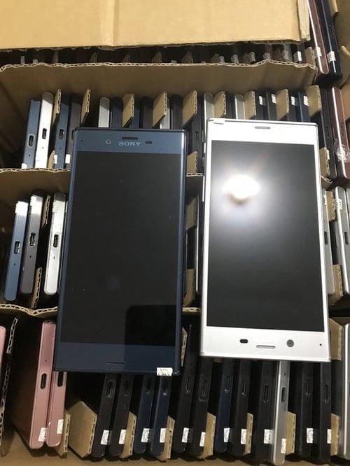 Sony Xperia XZ Original Bekas Ram3 32gb
