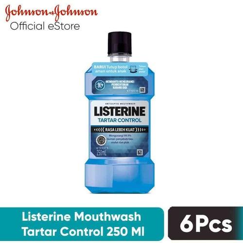 LISTERINE Mouthwash Tartar Control 250 ml
