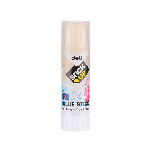 DELI ACR School Glue Stick Lem Stik Transparan 21g