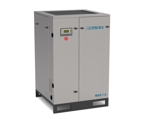 MARK Oil Injected Screw Compressor MSS - 7.5A (10 Bar)
