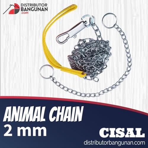 Rantai Anjing 2 mm CISAL