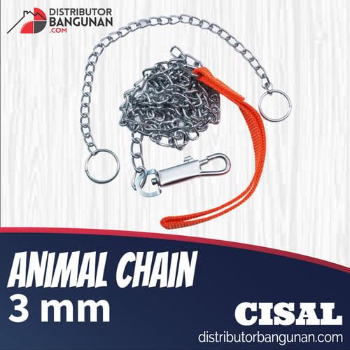Rantai Anjing 3 mm CISAL