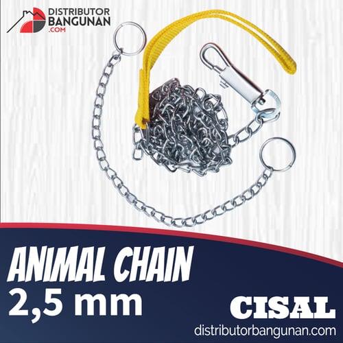 Rantai Anjing 2,5 mm CISAL