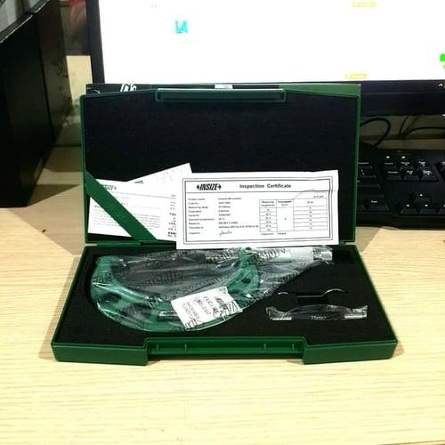 OUTSIDE MICROMETER INSIZE 75-100 mm GRADUATION