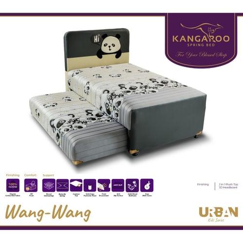 Spring bed 2 in 1 Wang Wang by Kangaroo