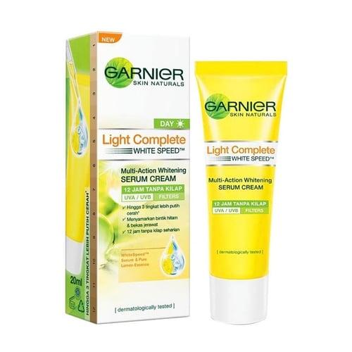 Garnier Light Complete Serum Cream Day 20 ml