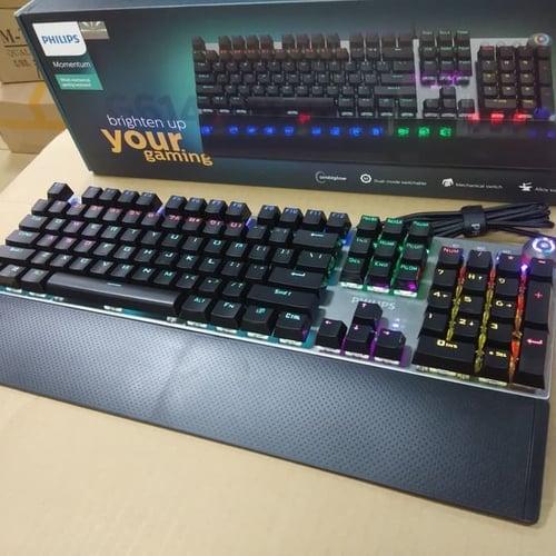 Philips Momentum Mechanical Gaming Keyboard