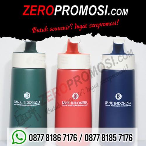 souvenir promosi menarik Tumbler Mizzu Zetta Vacuum 280 ml