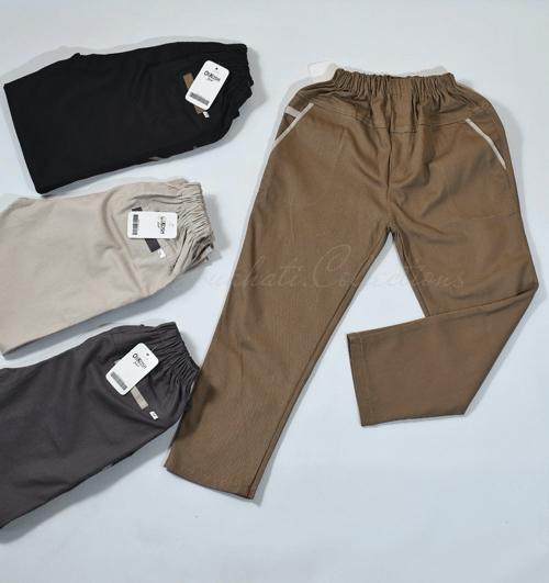 Celana panjang chinos anak laki-laki / boy kids BRAND OSKOSH - NO 14 - MOCCA