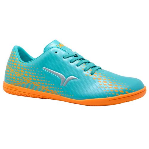 Calci Sepatu Futsal Scorch - Turquoise Purple
