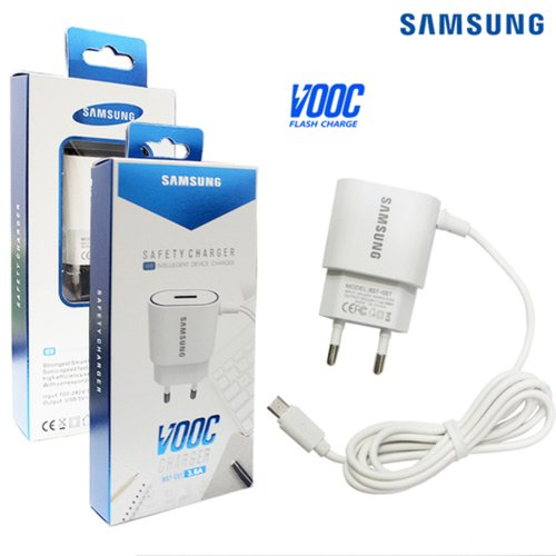 Travel Charger C07 Samsung Vooc 1USB