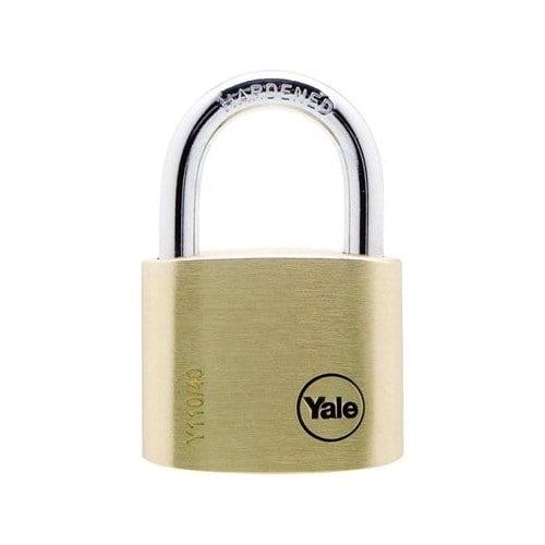 YALE GEMBOK Y110/40/123/1 CLASSIC SERIES 40MM PADLOCK