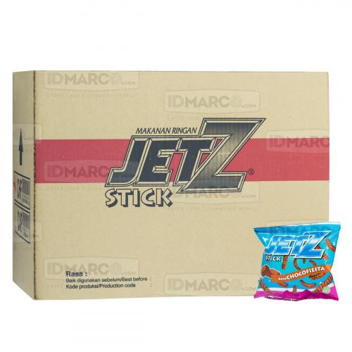 Jetz Stick Chocofiesta 12 gr Isi 60 Pcs