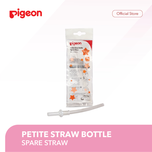 PIGEON Petite Straw Bottle - Spare Straw