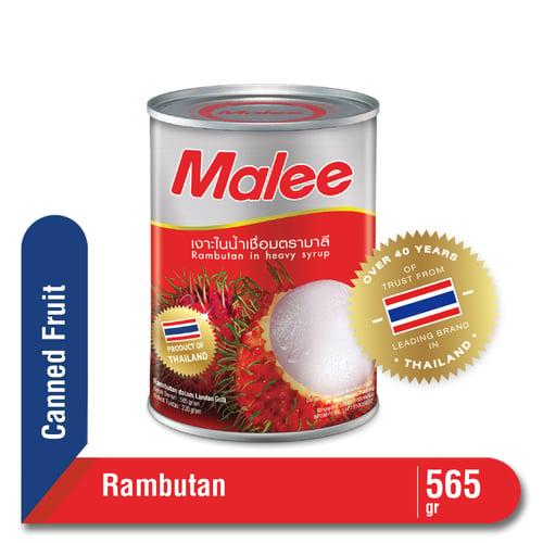 Malee Canned Fruit Rambutan 565 gr