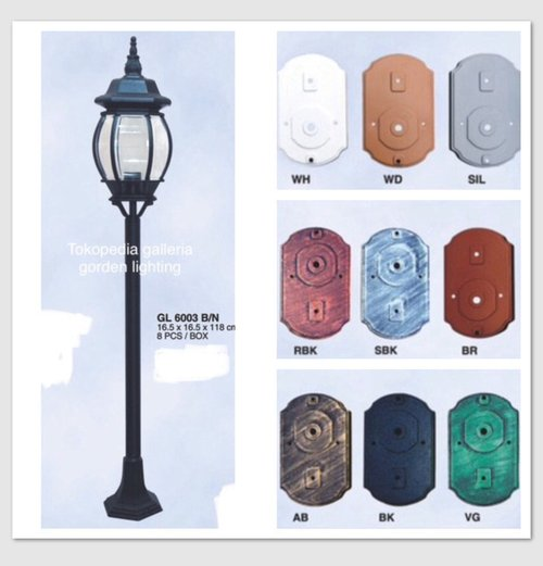 Jual Lampu Taman Dekorasi Outdor Ideibu Ralali Com