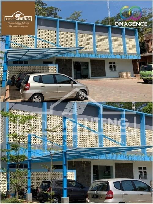 Roster Beton Minimalis Pangkalan Bun - HP/WA 08122833040 - Omah Genteng