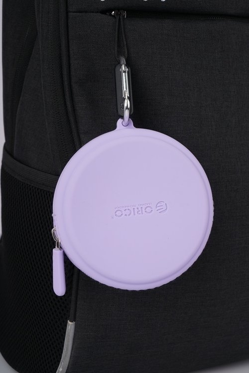 ORICO Silicone Storage Bag Candy Color - SG-RB1 - PURPLE