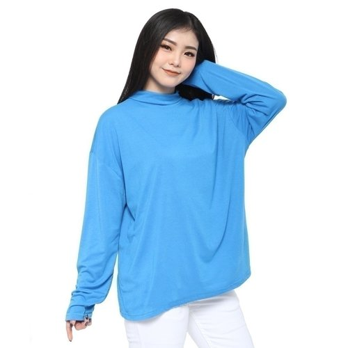 Rimas Fashion Manset Blouse Wanita - Turkish Size L