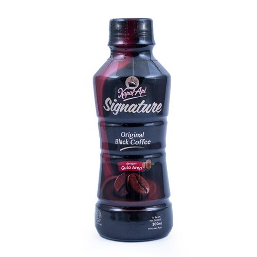 KAPAL API Signature Black Coffee 200 ml