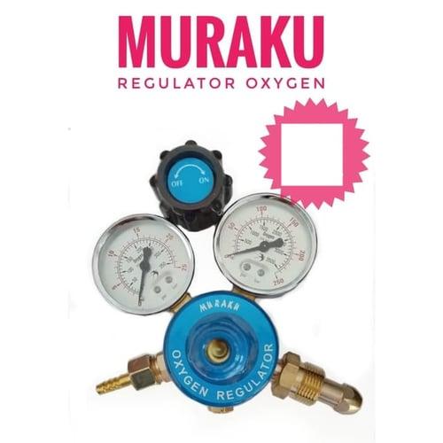 MURAKU Regulator Oxygen