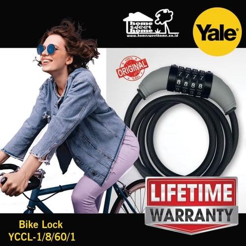 YALE Bike Lock Premium