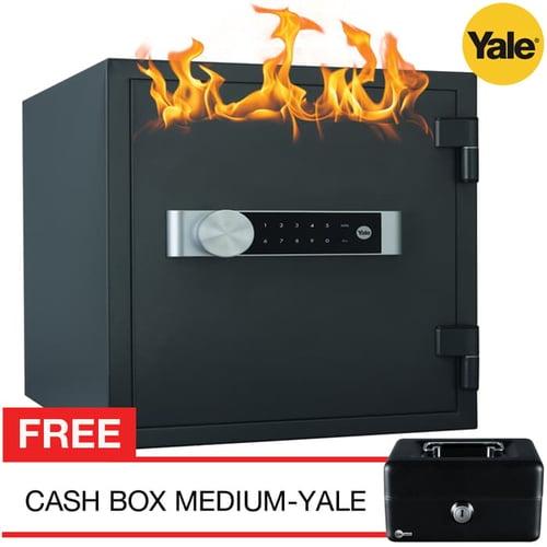 YALE YFM 420 FG2 Brankas Safe Deposit Box