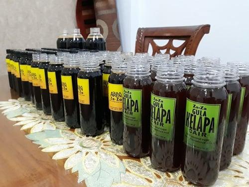 Gula Kelapa Cair (Coconut Palm Sugar)