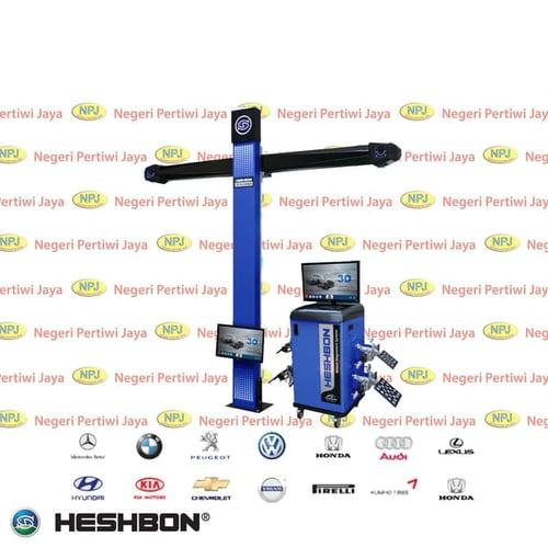 BOOKING FEE Heshbon Wheel Alignment 3D Spooring HA-7000
