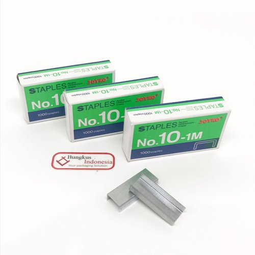 Isi staples stapler joyko no 10 - 1M