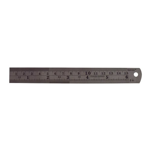 Novus Ruler Besi 15 cm