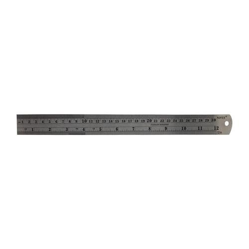 Novus Ruler Besi 30 cm