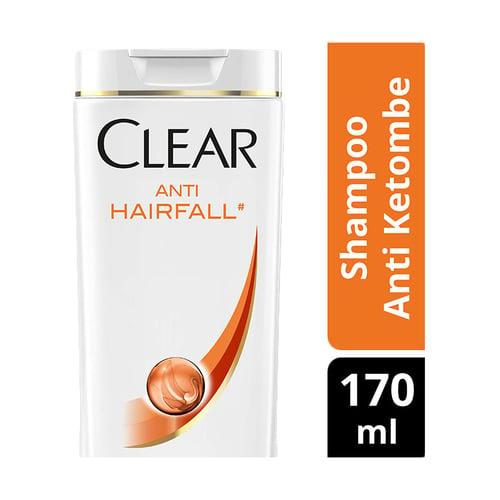 Clear Shampoo Anti Ketombe Anti Hair Fall 170ml