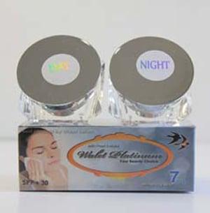 Cream Walet Platinum